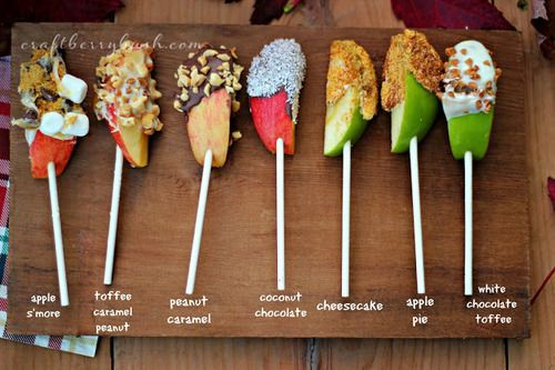 Healthy Event Snacks