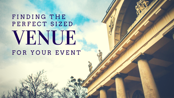 Finding The Perfect Sized Venue Innovativevents Corporate