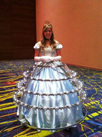 Champagne Skirt