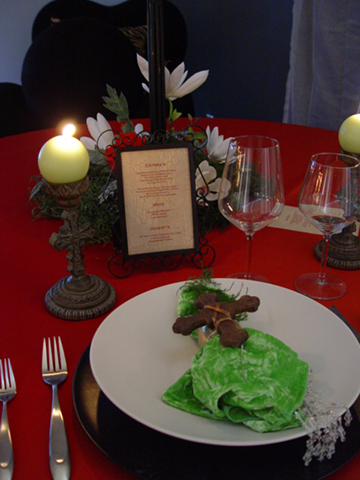 Irish Table Setting & Irish Table Setting - InnovativEvents Corporate