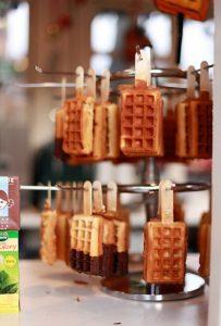 Waffles on a Stick