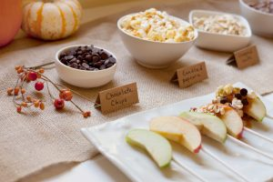 Apple Slices Food Station