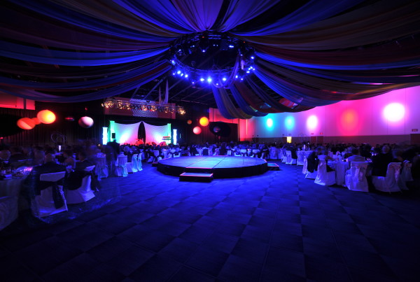 Corporate Event Circus Theme