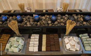 Smores Food Station